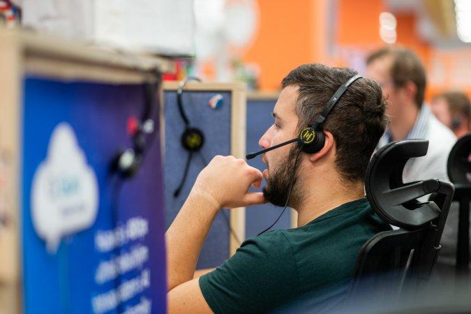 Call centra pomáhají v době karantény firmám i státu