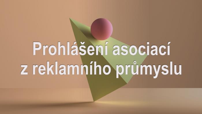 Výzva asociací Vládě ČR