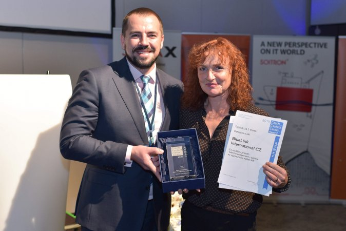 Výsledky Czech Contact Center Award