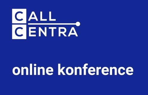 Konference CALL CENTRA pouze online!